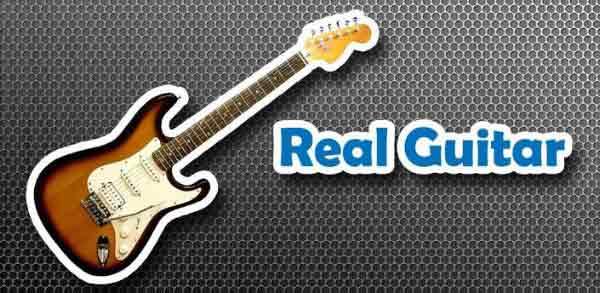 Real Guitar دانلود برنامه شبیه ساز گیتار اندروید