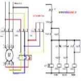 گزارش كارآموزي رشته برق صنعتي در حوزه مدارهای الکتریکی