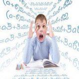 اختلالات يادگيری ويژه در درس رياضی