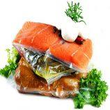 بسته بندی ماهی با اتمسفر تغيير يافته