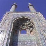 بناهای اوّليه مسجد جامع کبير يزد