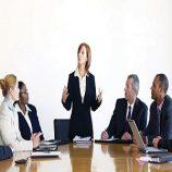 حضور كمتر زنان در پست های مديريتی